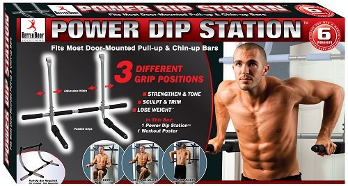Better Body Solutions Power Dip Station by Better Body Solutions
