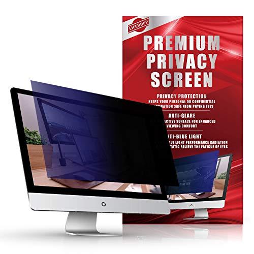 25 Inch Computer Privacy Screen Filter for 16:9 Aspect Ratio Widescreen Monitor, Anti-Glare, Blocks 96% UV, Anti-Scratch Protector (LP25.0W9)
