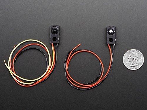 Adafruit/ /5/mm LED ada2168 /IR Break fascio Sensore/
