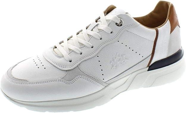 LA MARTINA Schuhe Sneaker LFM201031 bianco
