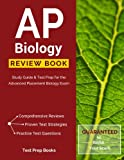 AP Biology Review Book: Study Guide & Test Prep for the Advanced Placement Biology Exam