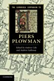 The Cambridge Companion to Piers Plowman (Cambridge Companions to Literature)