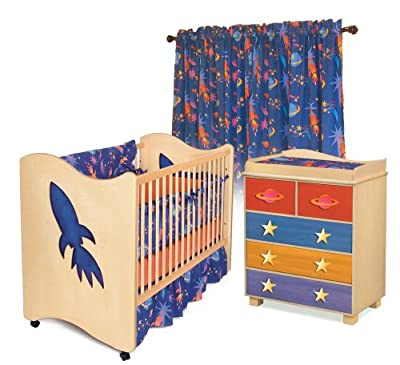 Room Magic Nursery Set, Star Rocket from Room Magic