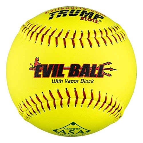 Trump/Evil Sports 1 Dozen ASA Evil Ball 12