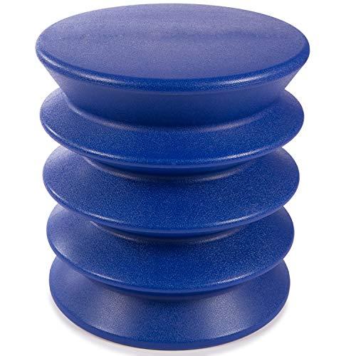 KidsErgo Ergonomic Stool for Active Sitting (Blue) (Best Ergonomics For Sitting At A Desk)