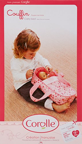 Corolle Mon Premier Doll Accessories Small Carry Bed