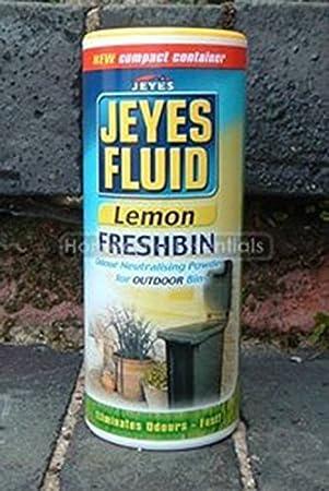 Jeyes Fluid Mülltonnen Pulver Zitrone Küche Haushalt