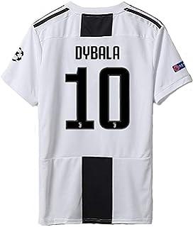 0bcaa497c brave Yang Juventus 18-19 Season  10 Dybala Home Men s Soccer Jersey    Armbands