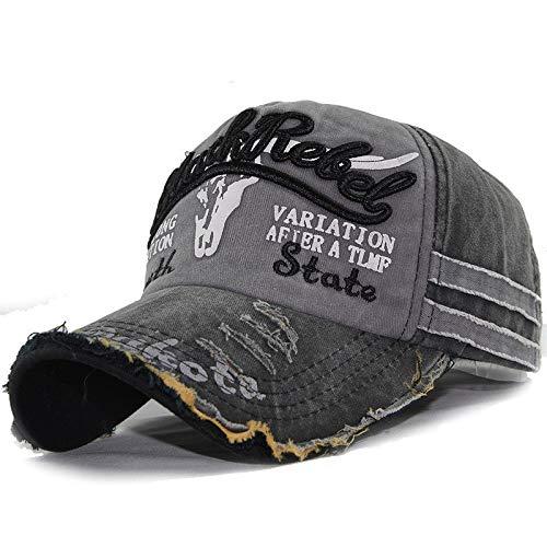 c958d68abf44e0 SHVAS Stylish Cotton Baseball Adjustable Black Rebel Cap for Men/Women  Unisex Baseball Cap [BLACKREBELBLACK]: Amazon.in: Clothing & Accessories