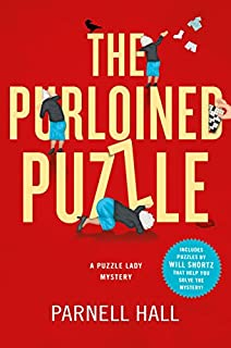 Book Cover: The Purloined Puzzle