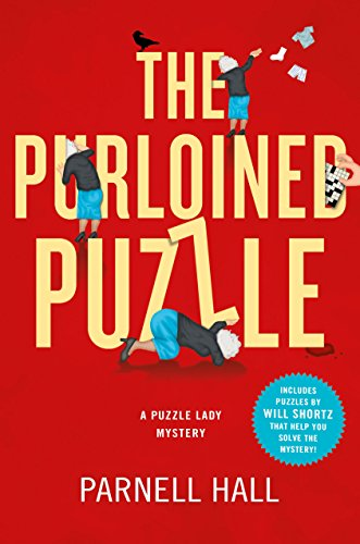 The Purloined Puzzle: A Puzzle Lady Mystery (Puzzle Lady Mysteries) by [Hall, Parnell]