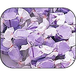Taffy Town Salt Water Taffy 2.5 Pounds Grape Purple