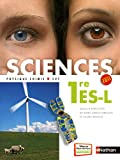 Sciences 1re ES-L 2011 compact