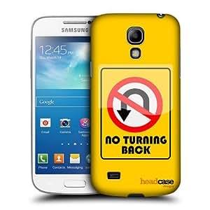 No Turning Back Life Signal Back Case For Samsung Galaxy S4 Mini I9190