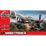 Hornby Airfix A02041 Hawker Typhoon Building Kit, 1:72 Scale