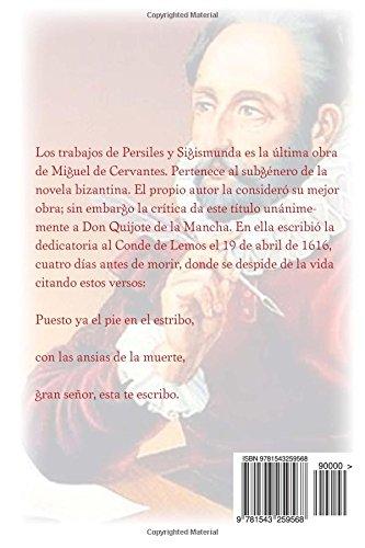 Los trabajos de Persiles y Sigismunda (Spanish Edition ...