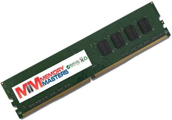MemoryMasters 16GB メモリーモジュール Dell Precision Workstation T3420 3420 DDR4 2400MHz UDIMM 非ECC RAM (MemoryMasters)