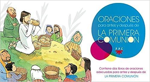 ESTUCHE ORACIONES PARA ANTES Y DESPUES DE LA COMUNION ...
