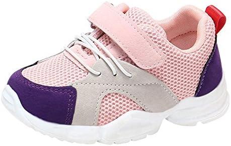 Unisex Babyschuhe Kinder Sommer Atmungsaktives Mesh Sportschuhe Jungen Mädchen Freizeitschuhe Sneaker Lauflernschuhe Krabbelschuhe mit Weiche Sohle