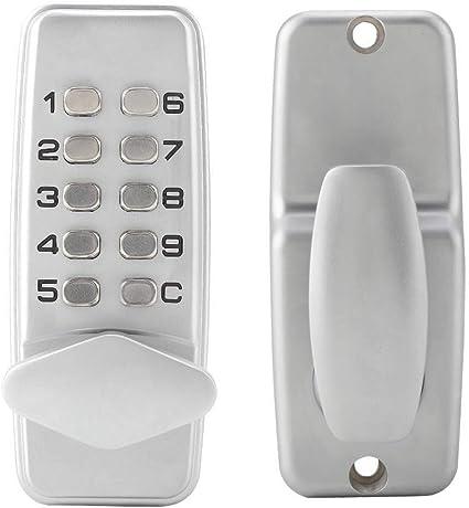 Bloqueo de contraseña 2-8 Cerradura de código digital ...