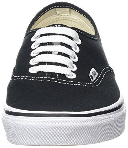 Noir Black adulte mixte mode U Vans Lpe Baskets White xYqw4p1A