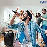 Pyle Wireless Portable PA System-400W Bluetooth