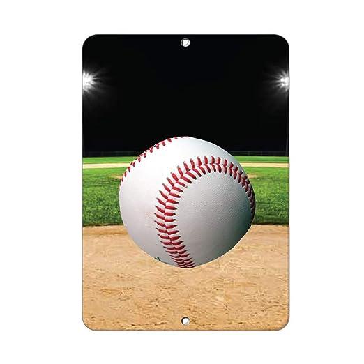 Toddrick - Cartel de béisbol Estilo A, Estilo Vintage ...
