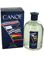 Canoe Men After Shave Splash by Dana, 8 Ounce