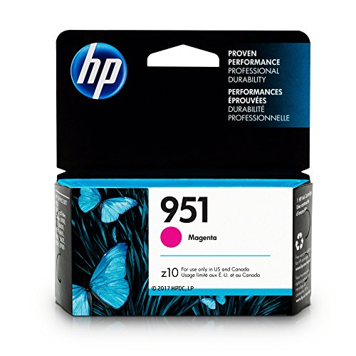 Pro Magenta Ink - HP 951 Magenta Original Ink Cartridge (CN051AN)