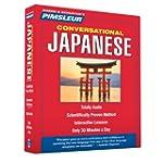 Pimsleur Japanese Conversational Cour...