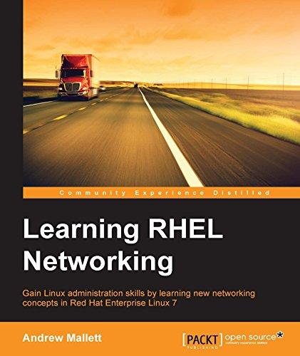 Learning RHEL Networking Pdf