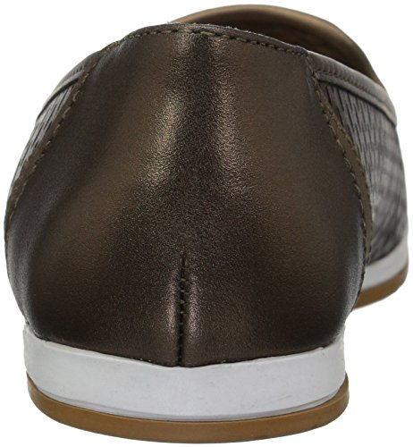 Aerosoles Frauen Smart Move Flat Bronze Leder