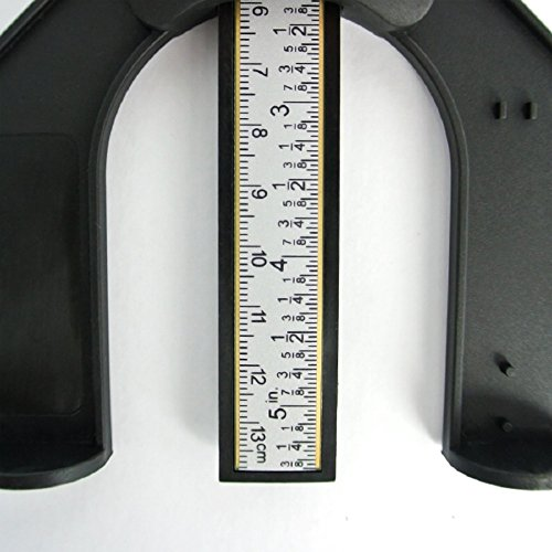 Digital Tread Depth Gauge Magnetic Self Standing Aperture 80mm Hand Routers by Gain Express by Gain Express (Image #8)