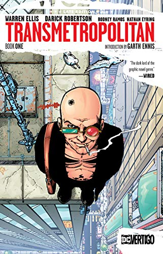Pdf Graphic Novels Transmetropolitan Book One