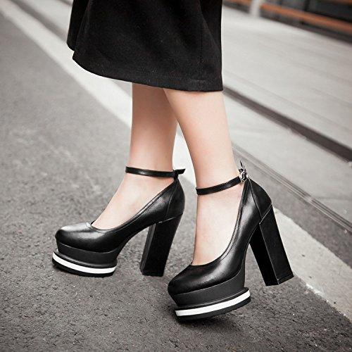 scarpe donne degli delle scarpe Scarpe 35 superiori delle scarpa basse delle di delle scarpe della scarpe delle da alti YWNC pezzo black un sole dell'inarcamento talloni gd67nx6BH
