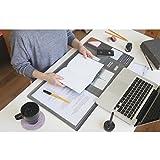 Vintage Designed Desk Mat Ver. 02 - Gray