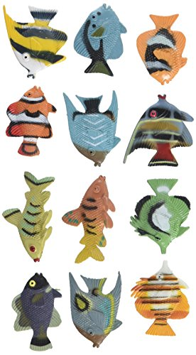 (Tropical Fish Luau Party Favors (1 DZ))