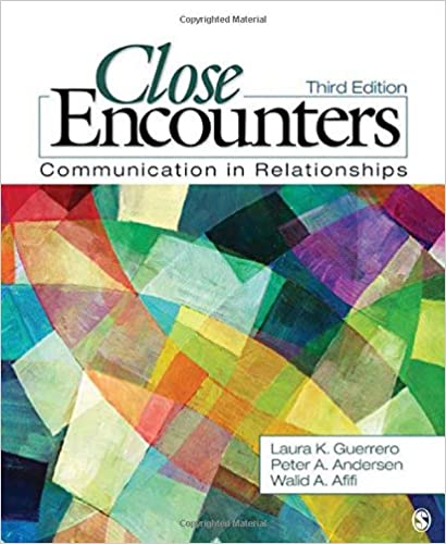Amazon close encounters communication in relationships close encounters communication in relationships third edition fandeluxe Choice Image