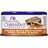 Wellness Signature Selects Shredded Chicken & Beef - 24x2.8oz