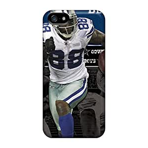New L.M.CASE Super Strong Dallas Cowboys Case Cover For Iphone 5/5s