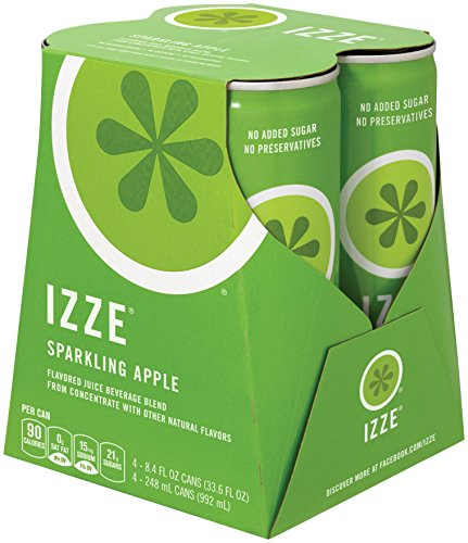 Fortified Sparkling Juice Apple Count product image