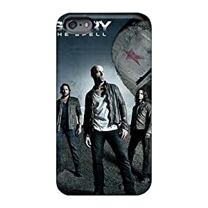Best Hard Cell-phone Case For Apple Iphone 6 With Unique Design Stylish Breaking Benjamin Pictures ElijahFenn