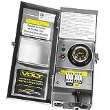 VOLT Low Voltage Transformer for Outdoor Lighting