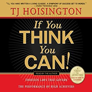 If You Think You Can! Audiobook