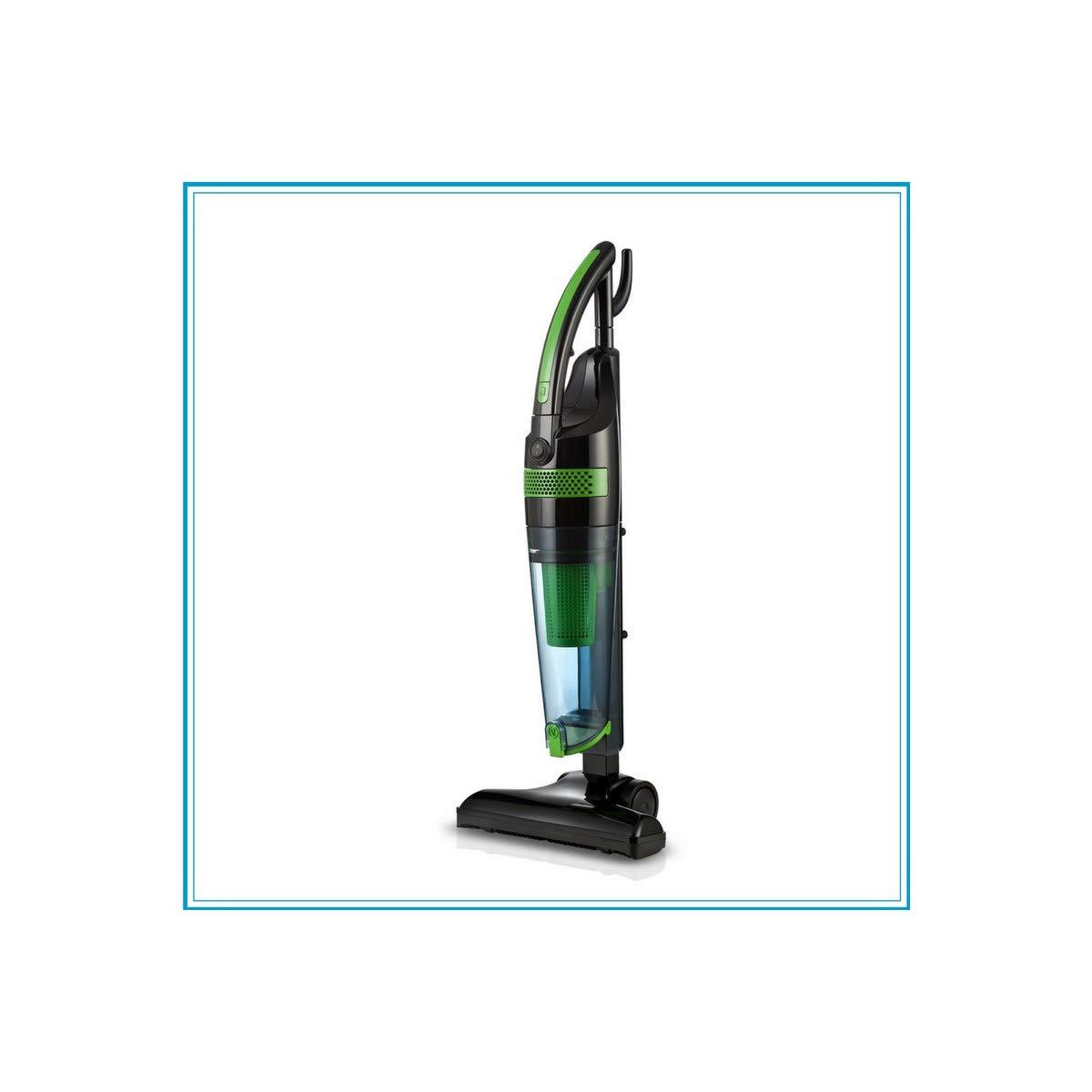 Acquisto PYRAMIDEA SCE1020 Scopa elettrica 2 in 1 Senza Sacchetto-Classe A (ERP), 1000 W, Plastica, Nero/Verde Prezzo offerta