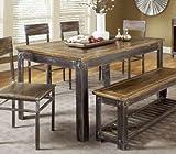 Modus Furniture International Farmhouse Dining Table