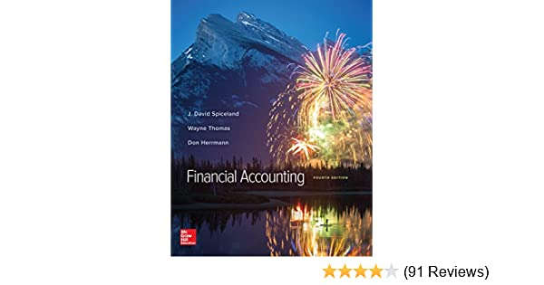 Amazon financial accounting ebook j david spiceland kindle store fandeluxe Choice Image