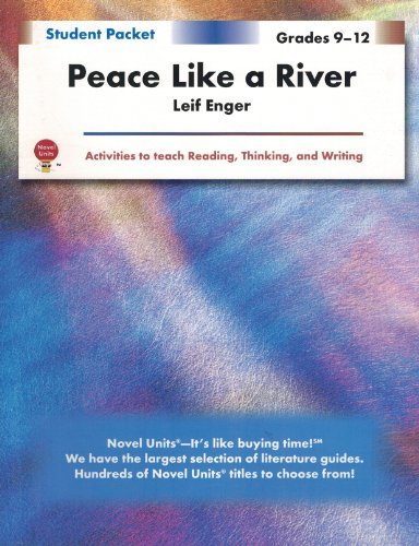 Peace like a River - Student Packet by Novel Units, Inc.
