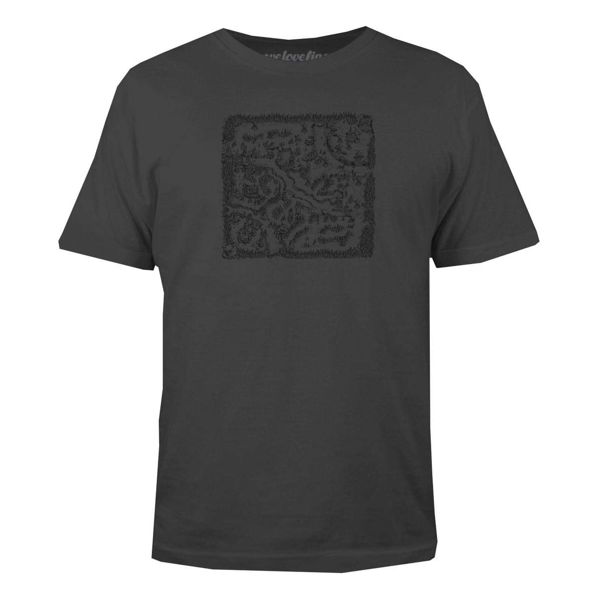 Dota 2 Battlefield Logo Mens Charcoal tee Small with Digital ...