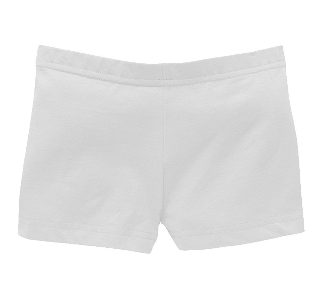 Khanomak Kids Girls Boy Shorts (Sizes 2T- 12 Yrs)